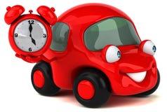 Ilustração 3D automobilístico do divertimento Imagem de Stock Royalty Free
