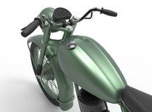 ilustração 3d da motocicleta genérica ilustração do vetor