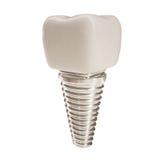 ilustração 3d de um dente Fotografia de Stock