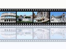 Impressões de Roma fotos de stock royalty free
