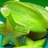 Ilustração 3d vegetal abstrata ilustração royalty free