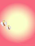 Ilustração da abelha ilustração stock