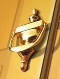 Ilustração da aldrava de porta Imagem de Stock Royalty Free