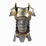 Ilustração da armadura 3d foto de stock royalty free
