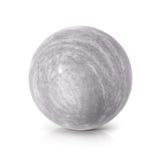 Ilustração da bola 3D do cimento Fotografia de Stock Royalty Free