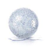 Ilustração da bola de gelo 3D Fotografia de Stock