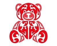 Ilustração da boneca do urso Imagem de Stock Royalty Free