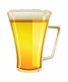 Ilustração da caneca de cerveja Imagem de Stock