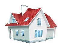 Ilustração da casa Imagem de Stock