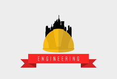 Ilustração da engenharia Fotografia de Stock Royalty Free