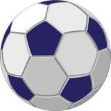 Ilustração da esfera de futebol ilustração do vetor