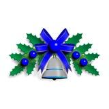 Ilustração da festão do Natal Fotos de Stock Royalty Free
