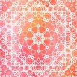 Ilustração da ioga do vetor Imagem de Stock