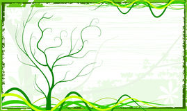 Ilustração da mola Imagens de Stock