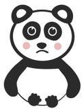 Ilustração da panda Foto de Stock