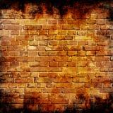 Ilustração da textura da parede de tijolo do vetor Imagens de Stock