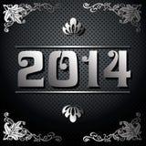 Ilustração de 2014 anos Imagem de Stock
