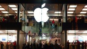 Ilustração de Apple Inc Imagens de Stock