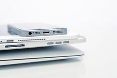 Ilustração de Apple Inc Imagens de Stock Royalty Free