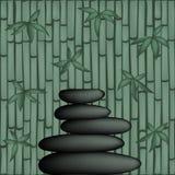 Ilustração de Feng Shui do vetor Foto de Stock Royalty Free