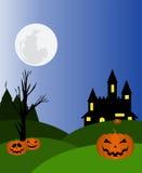 Ilustração de Halloween Foto de Stock