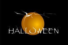 Ilustração de Halloween Fotografia de Stock Royalty Free