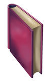 Ilustração de livro Imagens de Stock
