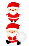 Ilustração de Papai Noel Ilustração do Vetor