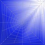 Ilustração de Spiderweb Fotos de Stock Royalty Free
