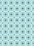 Ilustração de um projeto repetitivo Imagens de Stock