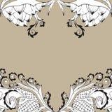 Ilustração decorativa Foto de Stock