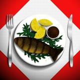 Ilustração do alimento Ilustração do Vetor
