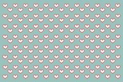 Ilustração do amor imagem de stock