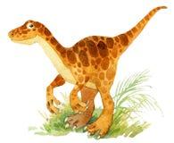 Ilustração do animal do dinossauro ilustração stock