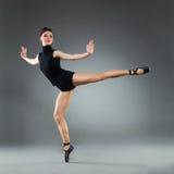 Ilustração do bailado dancer imagem de stock royalty free