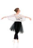 Ilustração do bailado dancer fotos de stock