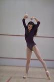 Ilustração do bailado dancer foto de stock royalty free