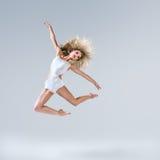 Ilustração do bailado dancer imagens de stock royalty free