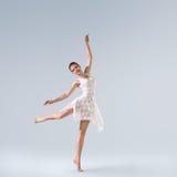 Ilustração do bailado dancer imagens de stock