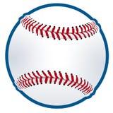 Ilustração do basebol ilustração do vetor