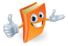 Ilustração do caráter do livro Fotografia de Stock