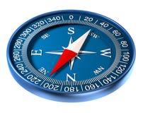 Ilustração do compasso 3D Imagens de Stock Royalty Free