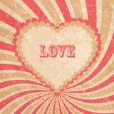 Ilustração do coração ilustração do vetor