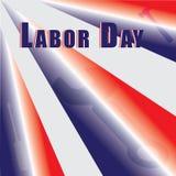 Ilustração do Dia do Trabalhador do vetor Foto de Stock Royalty Free