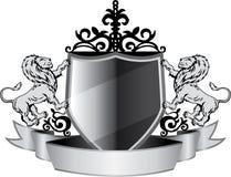 Ilustração do emblema Imagem de Stock
