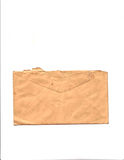 Ilustração do envelope fotografia de stock