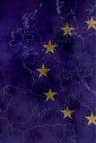 Ilustração do Europa Fotos de Stock