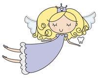 Ilustração do Fairy de dente doce ilustração stock