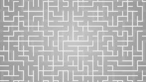 Ilustração do fundo do labirinto ilustração do vetor