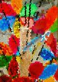Ilustração do girândola colorido Fotos de Stock